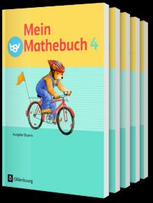 Mein Mathebuch - Ausgabe B für Bayern