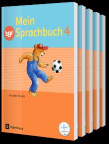 Mein Sprachbuch - Ausgabe Bayern