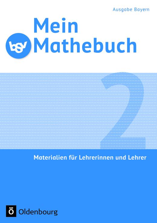 Mein Mathebuch - Lehrermaterialien mit CD-ROM im Ordner - 2. Jahrgangsstufe