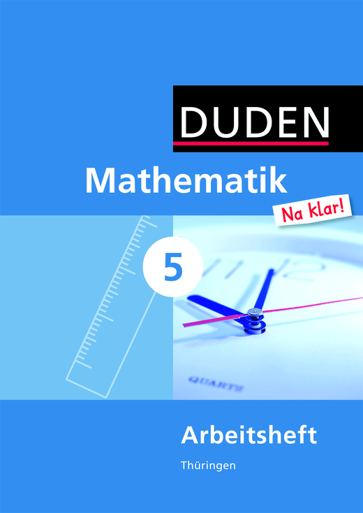 Duden Mathematik - Sekundarstufe I - Arbeitsheft - 5. Schuljahr