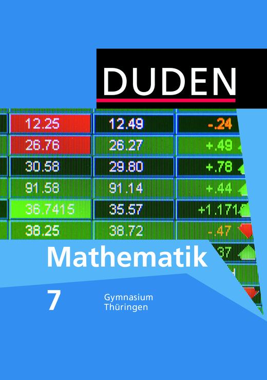 Duden Mathematik - Sekundarstufe I - Schülerbuch - 7. Schuljahr