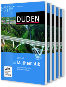 Duden Mathematik - Gymnasiale Oberstufe