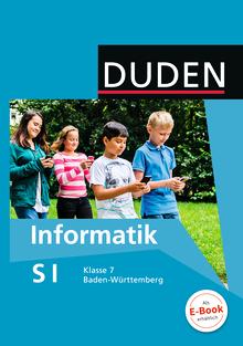 Duden Informatik - Schülerbuch - Aufbaukurs - 7.Schuljahr