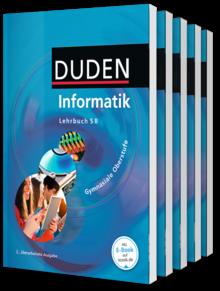 Duden Informatik - Gymnasiale Oberstufe - Neubearbeitung