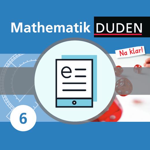 Mathematik Na klar! - Schülerbuch als E-Book - 6. Schuljahr