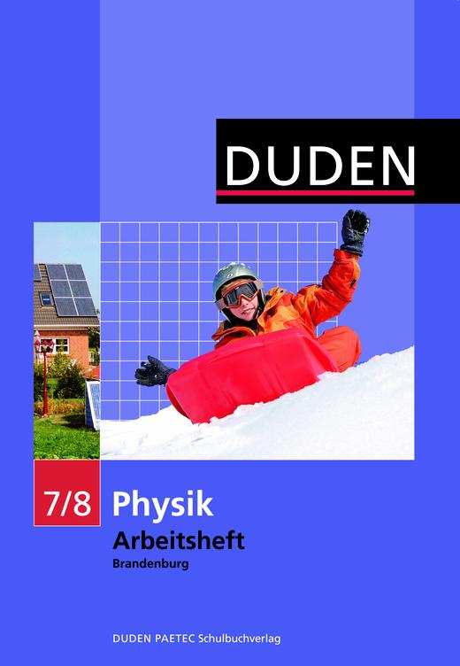 Duden Physik - Arbeitsheft - 7./8. Schuljahr