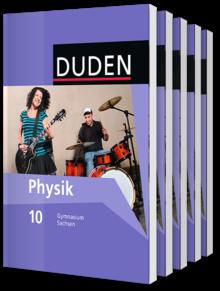 Duden Physik - Gymnasium Sachsen