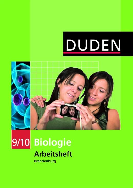 Duden Biologie - Arbeitsheft - 9./10. Schuljahr