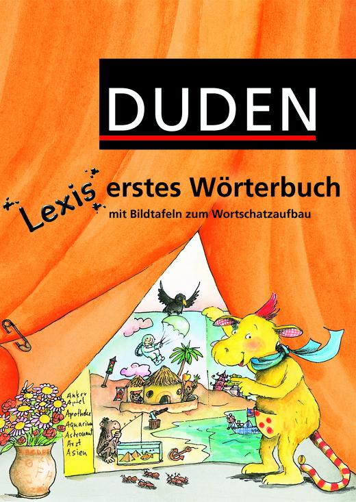 Lexis erstes Wörterbuch - Wörterbuch