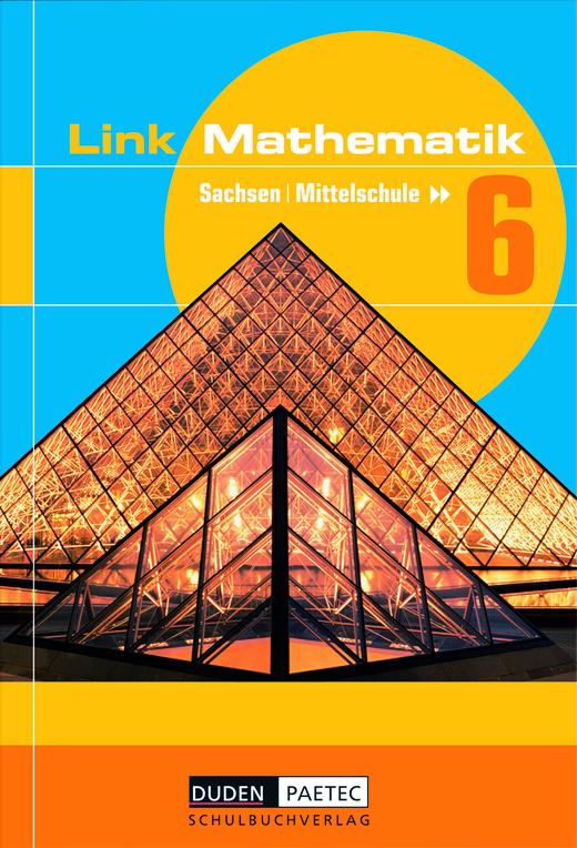 Link Mathematik - Schülerbuch - 6. Schuljahr