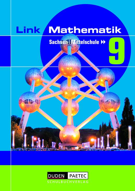 Link Mathematik - Schülerbuch - 9. Schuljahr