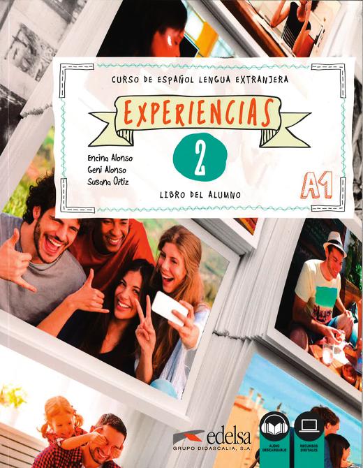 Experiencias - Libro del alumno 2 - A1