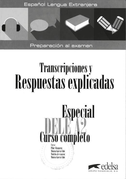 Especial Dele Curso completo - Lösungsschlüssel zum Übungsbuch - A2