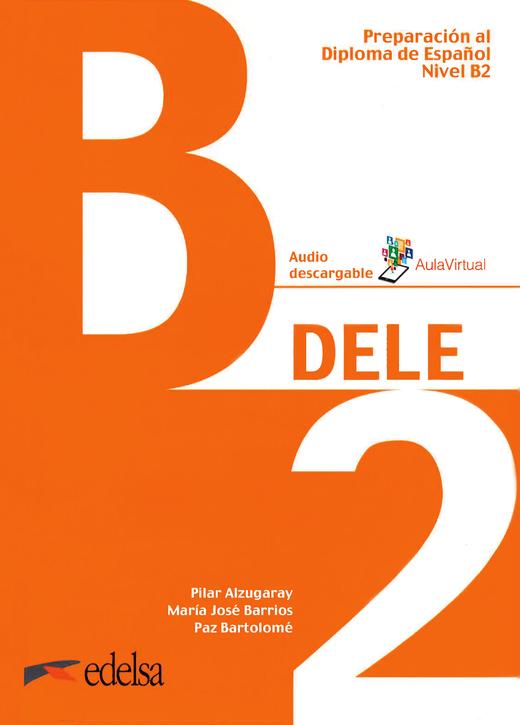 DELE - Übungsbuch mit Audios online - B2