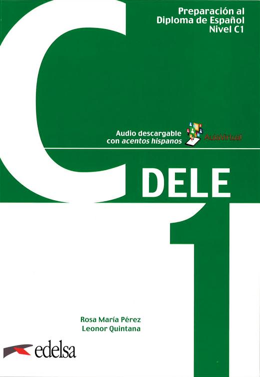 DELE - Übungsbuch mit Audios online - C1