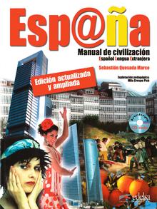 Esp@ña - Manual de civilización - Buch mit CD - Neubearbeitung - B1