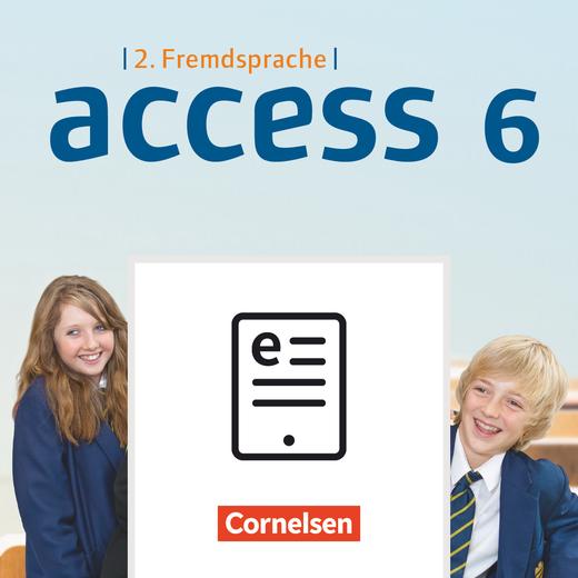 Access - Schülerbuch als E-Book - Band 1