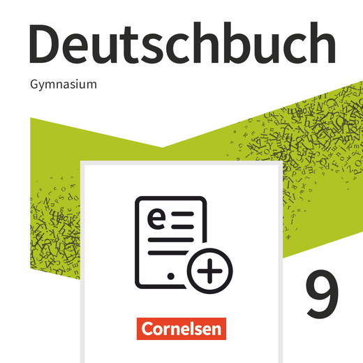 Deutschbuch Gymnasium - Schülerbuch als E-Book - 9. Schuljahr