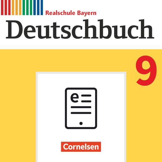 Deutschbuch - Schülerbuch als E-Book - 9. Jahrgangsstufe