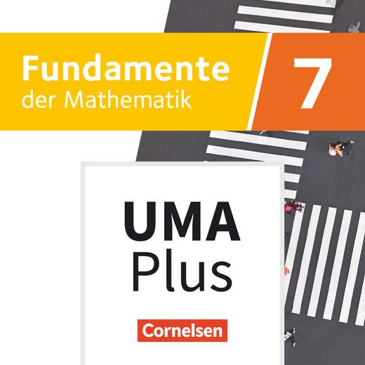 Fundamente der Mathematik - Unterrichtsmanager Plus - mit Download für Offline-Nutzung - 7. Schuljahr