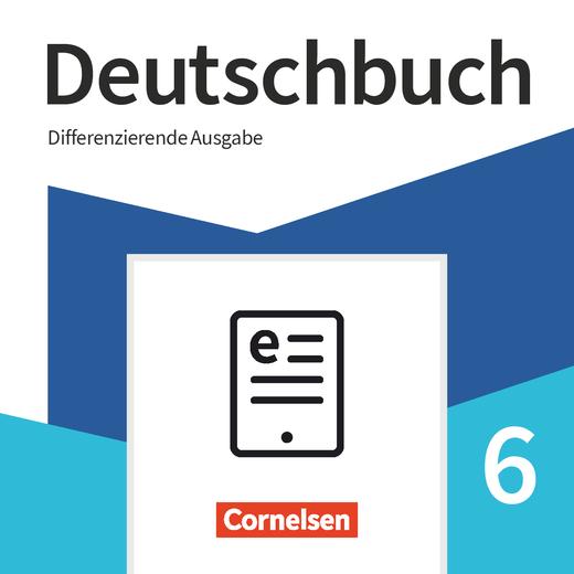 Deutschbuch - Schülerbuch als E-Book - 6. Schuljahr