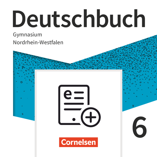 Deutschbuch Gymnasium - Schülerbuch als E-Book - 6. Schuljahr