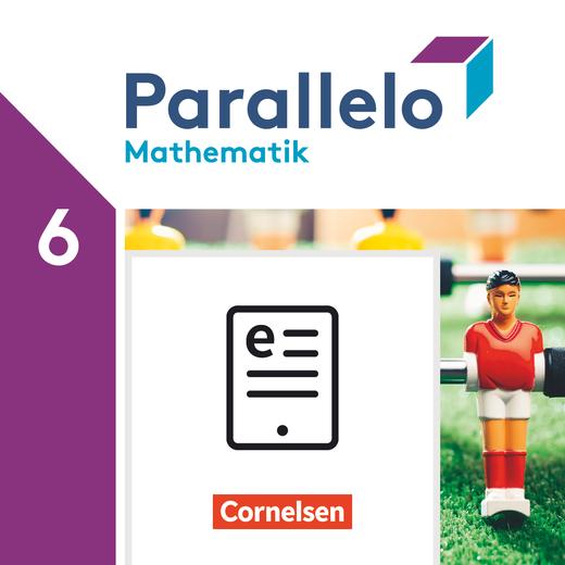 Parallelo - Schülerbuch als E-Book - 6. Schuljahr