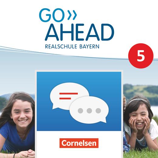 Go Ahead - ChatClass-App - 5. Jahrgangsstufe