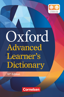 Oxford Advanced Learner's Dictionary - Wörterbuch (Festeinband) mit Online-Zugangscode - B2-C2