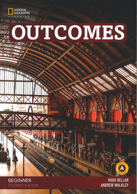 Outcomes - Student's Book (Split Edition A) + DVD - A0/A1.1: Beginner