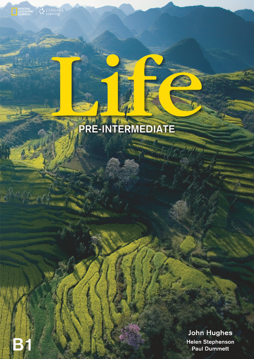 Life - Student's Book + DVD - A2.2/B1.1: Pre-Intermediate