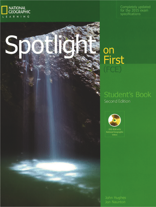 Spotlight - Student's Book + DVD-ROM
