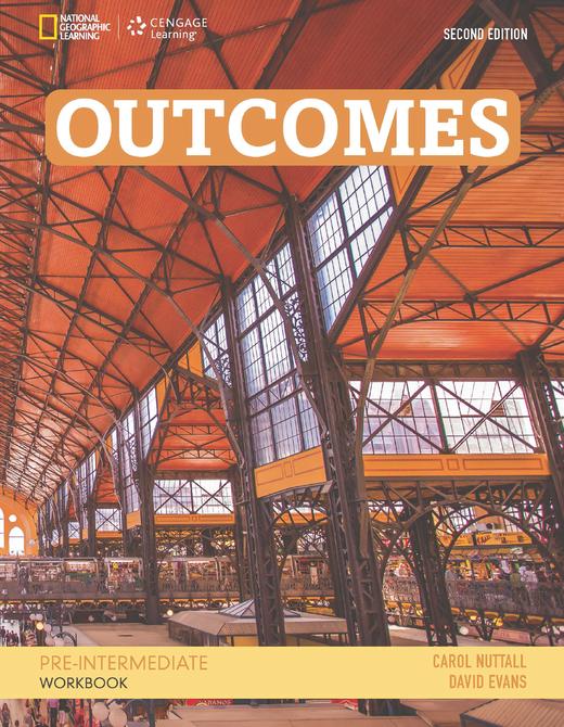 Outcomes - Workbook + Audio-CD - A2.2/B1.1: Pre-Intermediate
