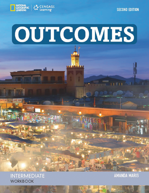 Outcomes - Workbook + Audio-CD - B1.2/B2.1: Intermediate