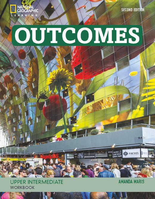 Outcomes - Workbook + Audio-CD - B2.1/B2.2: Upper Intermediate