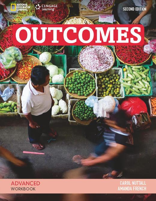Outcomes - Workbook + Audio-CD - C1.1/C1.2: Advanced