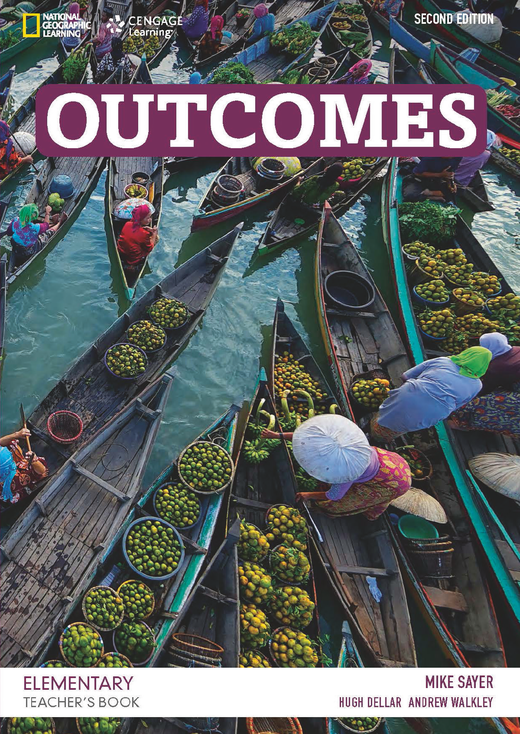 Outcomes - Teacher's Book + Audio-CD - A1.2/A2.1: Elementary
