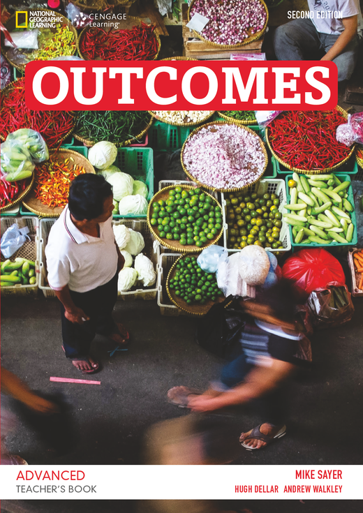 Outcomes - Teacher's Book + Audio-CD - C1.1/C1.2: Advanced