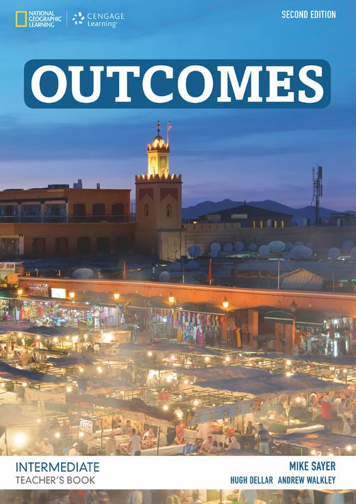Outcomes - Teacher's Book + Audio-CDs - B1.2/B2.1: Intermediate