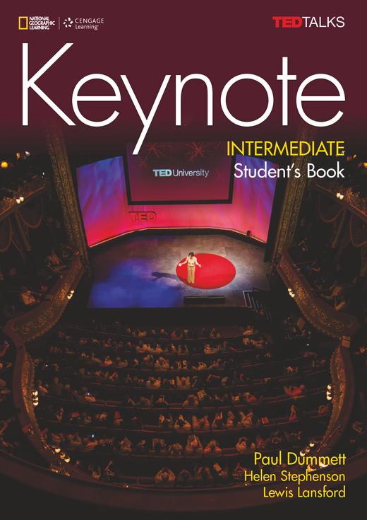 Keynote - Student's Book + DVD - B1.2/B2.1: Intermediate