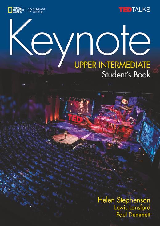 Keynote - Student's Book + DVD - B2.1/B2.2: Upper Intermediate