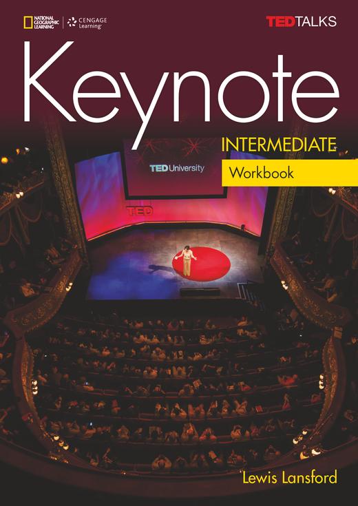 Keynote - Workbook + Audio-CDs - B1.2/B2.1: Intermediate