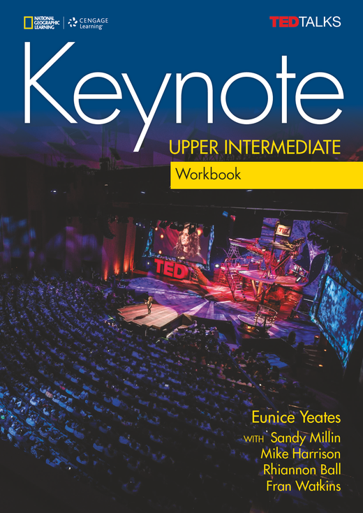 Keynote - Workbook + Audio-CD - B2.1/B2.2: Upper Intermediate