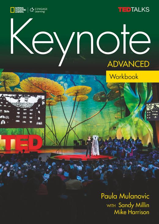 Keynote - Workbook + Audio-CD - C1.1/C1.2: Advanced