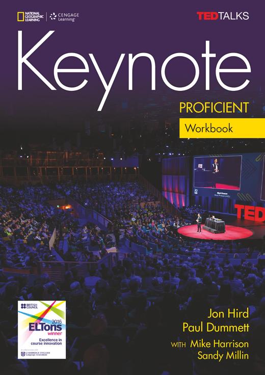 Keynote - Workbook + Audio-CD - C2.1/C2.2: Proficient