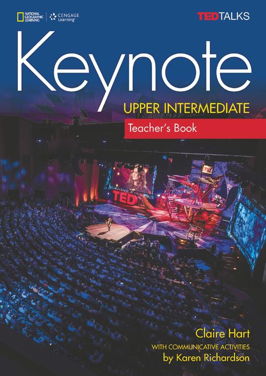 Keynote - Teacher's Book + Audio-CD - B2.1/B2.2: Upper Intermediate