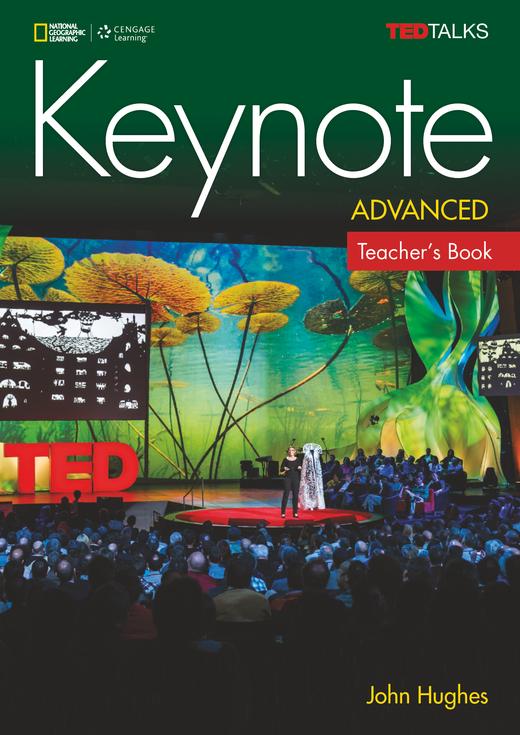 Keynote - Teacher's Book + Audio-CD - C1.1/C1.2: Advanced