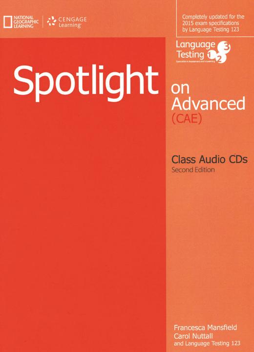 Spotlight - Class Audio CDs