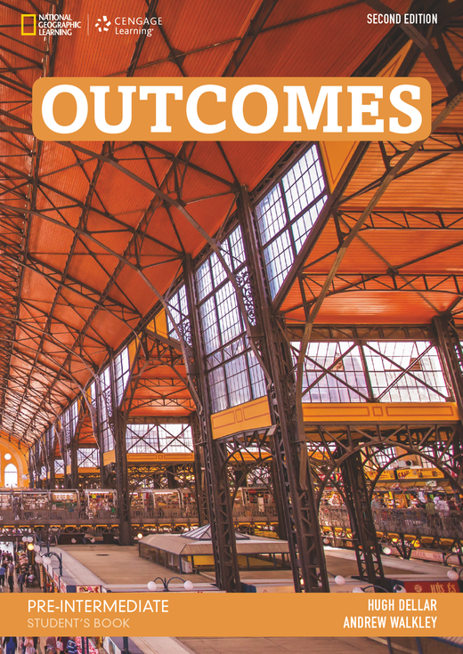 Outcomes - Student's Book + DVD - A2.2/B1.1: Pre-Intermediate