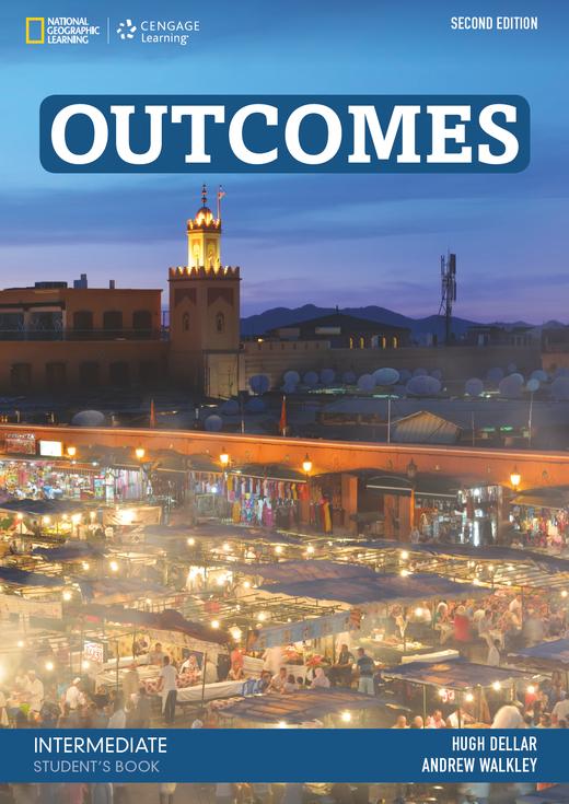 Outcomes - Student's Book + DVD - B1.2/B2.1: Intermediate